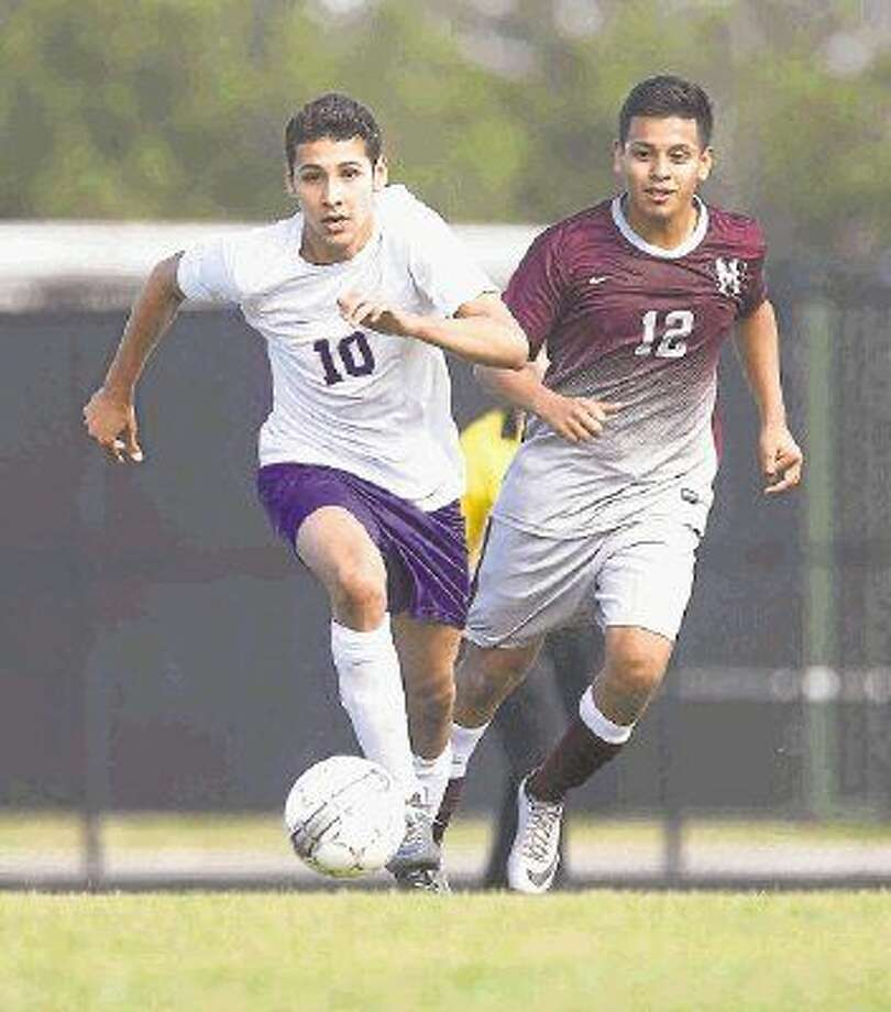Montgomery's Abraham Shaheen was a second-team pick on the All-District 15-6A team. Photo: Jason Fochtman
