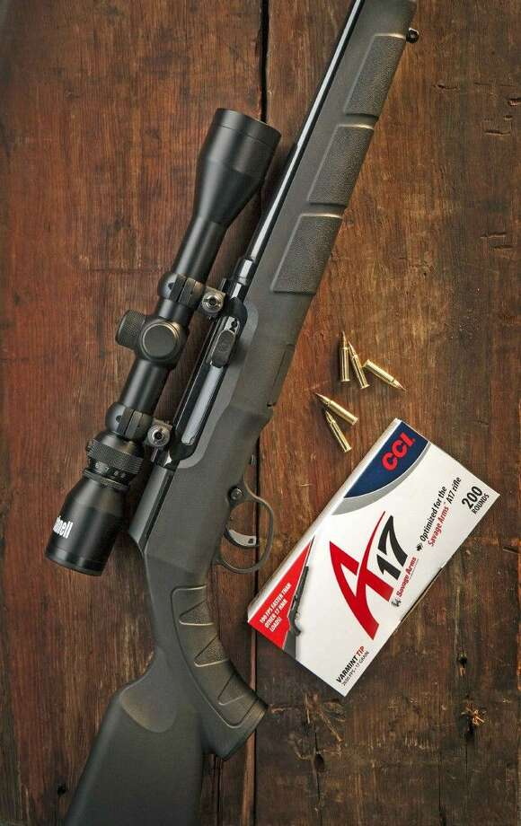 This new Savage A17 is the latest and most interesting semi-automatic rifle in HMR .17 caliber that I have seen.