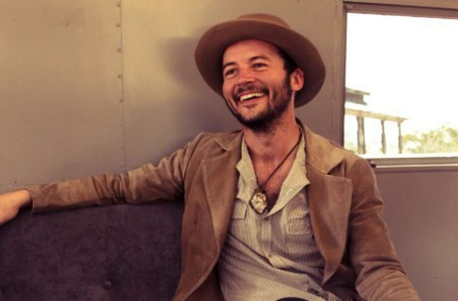 Texas' singer-songwriter Jonny Burke will appear with Kyle Hutton - Real Life Real Music on Tuesday, May 27, at Dosey Doe Big Barn, beginning at 8 p.m.