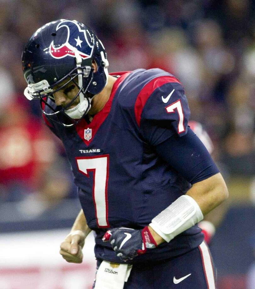 3ebd6c23 NFL: With Osweiler signed, Houston Texans cut QB Brian Hoyer - The ...