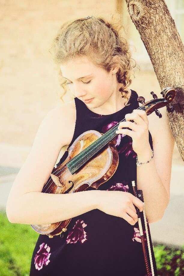 "Fiona Shea, 17, a violinist from Lubbock will perform ""Violin Concerto in E Minor"" by Felix Mendelssohn, accompanied by the full orchestra."