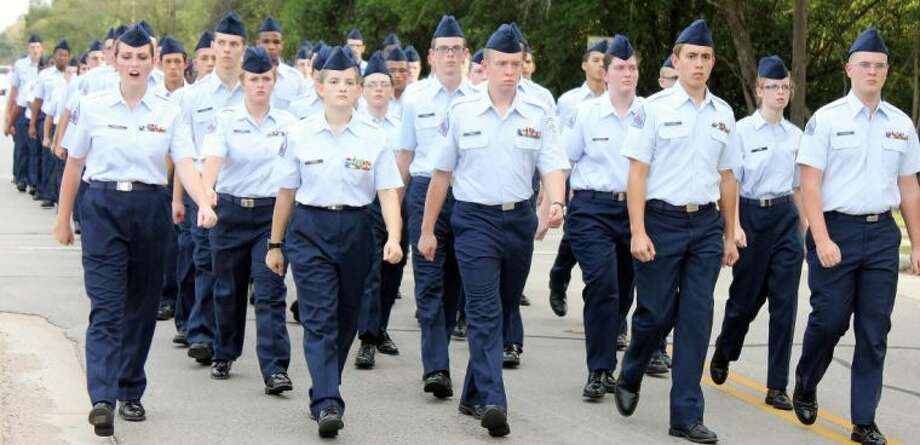 Willis High School's Air Force Junior Reserve Officer Training Corps has earned the 2013-2014 Distinguished Unit Award with Merit.