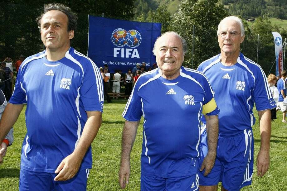 Sepp Blatter's 17-year tenure as the FIFA president is over. Photo: Laurent Gilleron