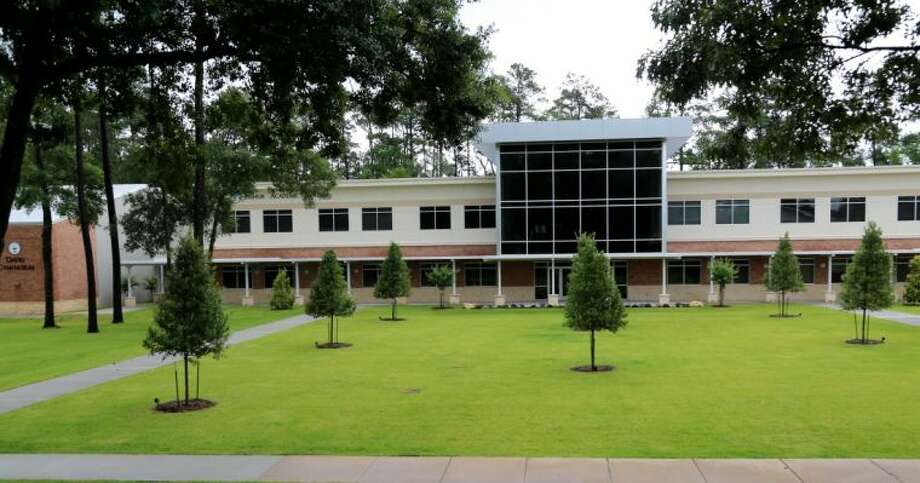 The Woodlands Christian Academy opened its new elementary building for grades first through fifth to meet the growing number of student enrolling in the Christian school.