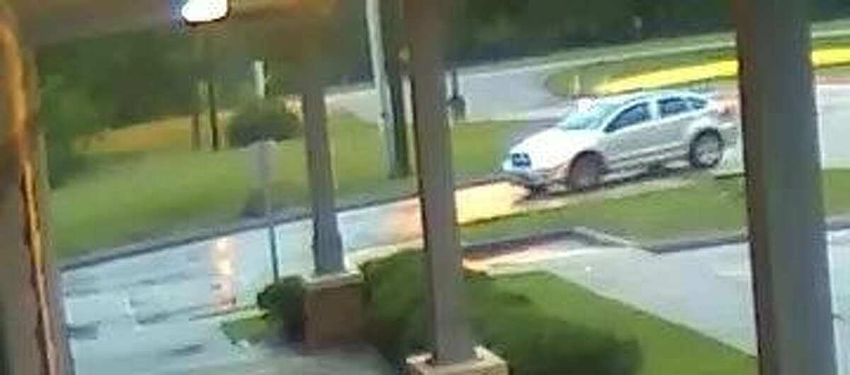 Conroe Police Department believes this is the vehicle associated with a break-in at the Conroe Animal Shelter.