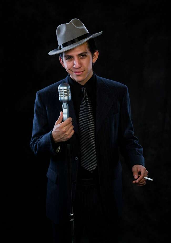 "Victor Suarez stars in, produces and directs ""Come Fly With Me"" May 7 at the Crighton Theatre."