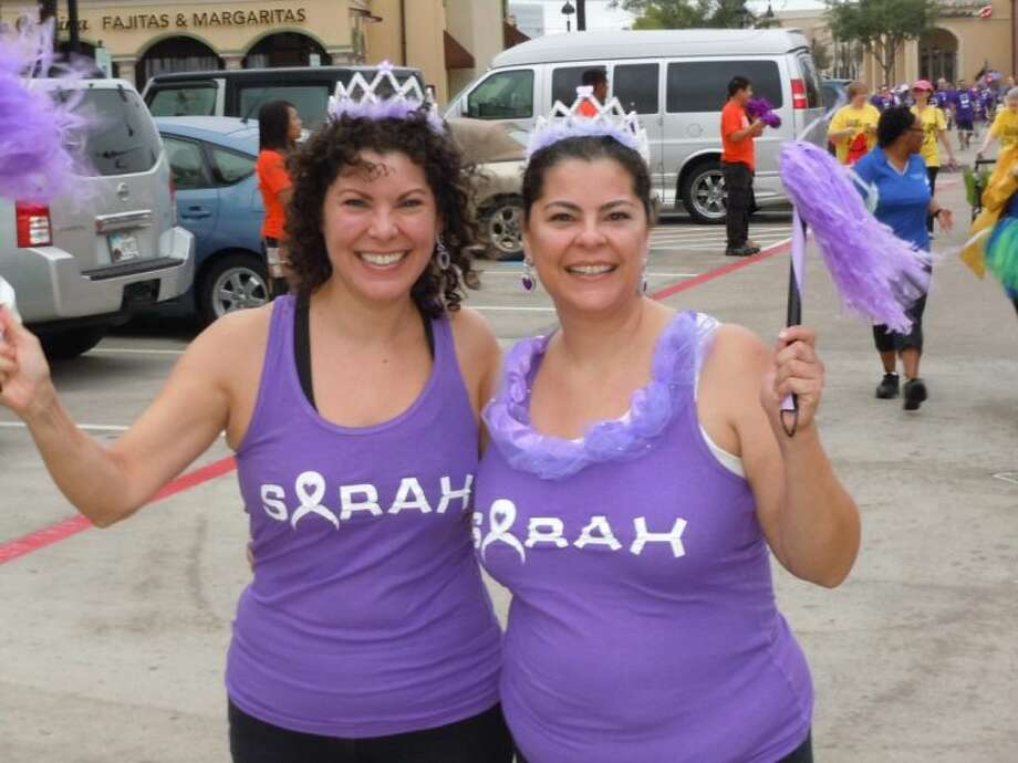 Northwest Harris County residents team up to raise funds for the Alzheimer's Association.