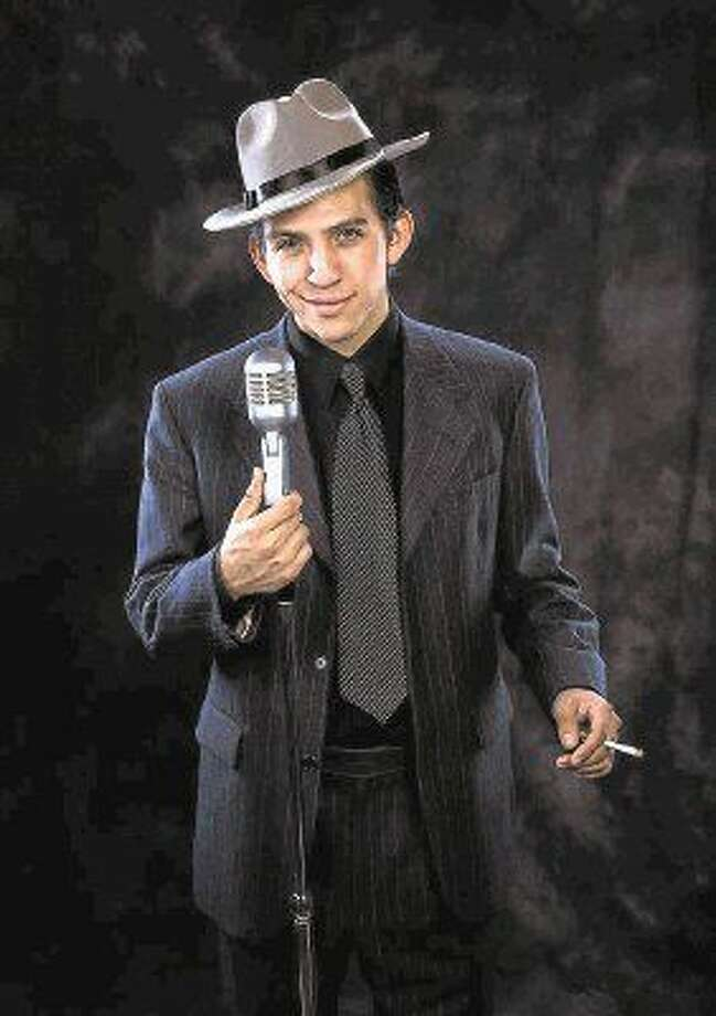 """Local performing Victor Suarez is hosting """"Come Fly With Me"""" a tribute to Sinatra and other Broadway classics Saturday at 7:30 p.m. at the Crighton Theatre."""