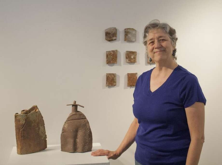 Ceramicist and LSC-CyFair Ceramics Professor Suzanne Shield-Polk will exhibit her work at LSC-Tomball Sept.16 through Oct. 18. Photo: LSC-Tomball