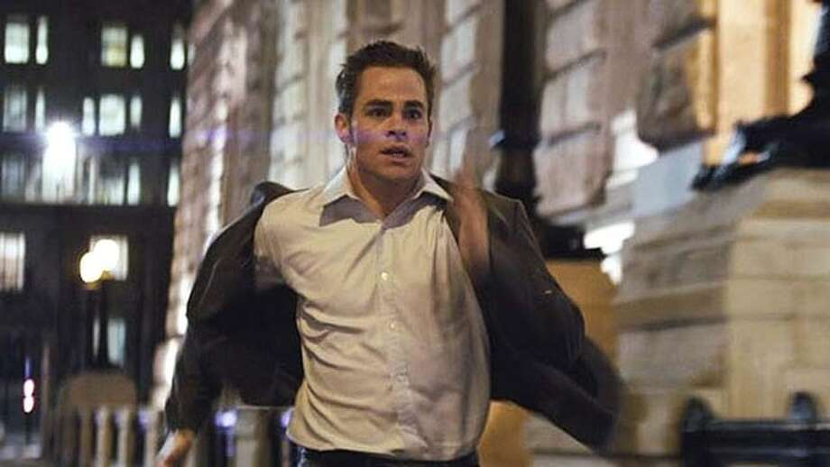 Paramount is once again resurrecting Jack Ryan with an even younger hero in Chris Pine (Star Trek). Photo: Courtesy Paramount Pictures
