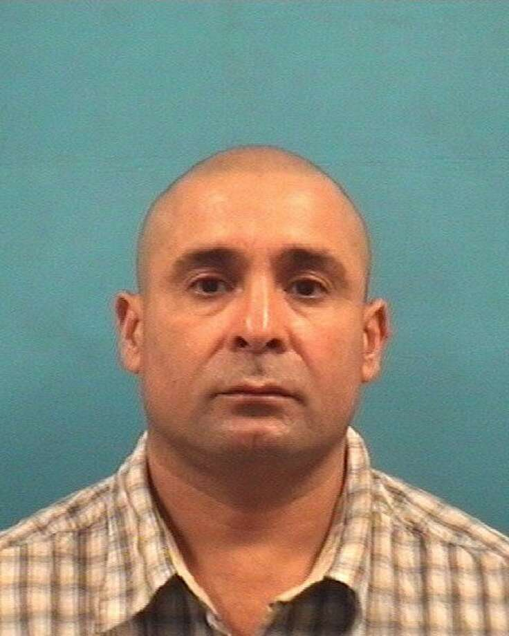 Fresno-resident Chris Rezo, 42, was arrested by Pearland Police after a tipster identified him from a security camera video of an alleged car burglary. He is being held at the Brazoria County Jail without bond and is believe to be a suspect in at least 20 car burglaries in the Southern Trails subdivision area. Photo: Pearland Jail