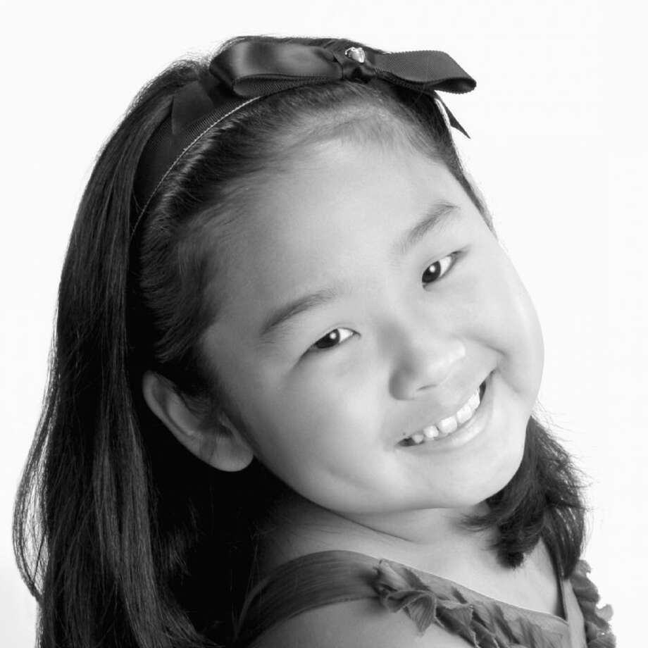 """Elyssa Kim, an 11-year-old from Bellaire, will appear in the TUTS' production of """"Annie"""" as part of the orphan ensemble. """"Annie"""" is Kim's first main stage TUTS show. (Photo submitted by Theatre Under The Stars)"""