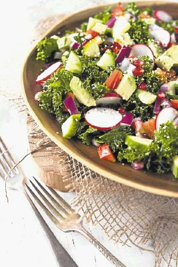 Kale Salad / @WireImgId=2679897