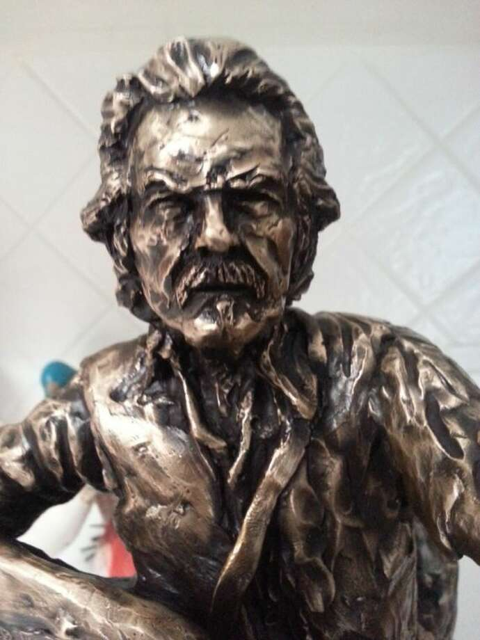 Craig Campobella's latest piece honors musician Guy Clark for the Sounds of Texas Music Series. Photo: Courtesy Photo