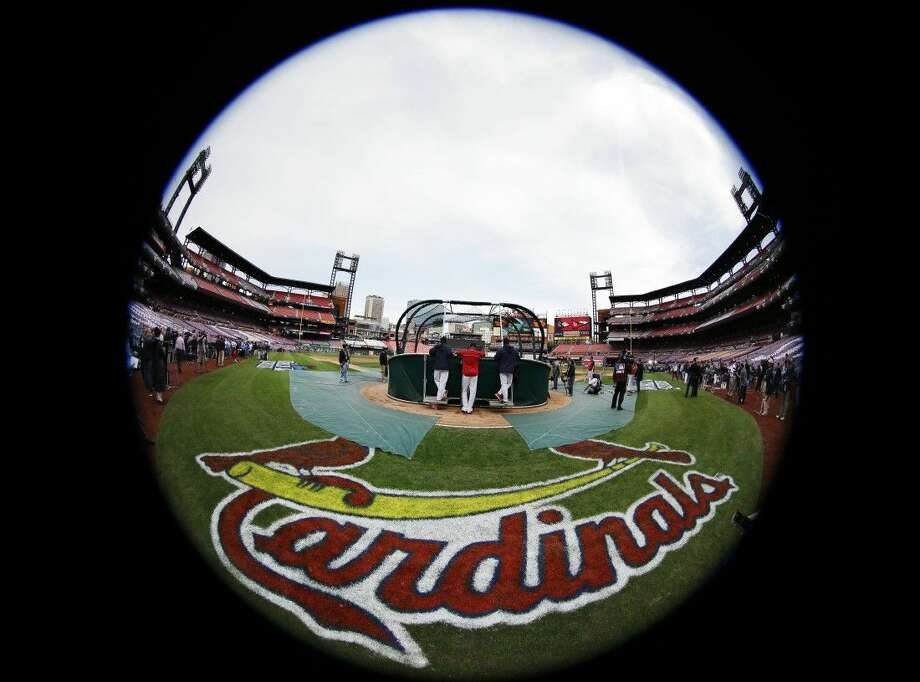 Federal law enforcement authorities are investigating whether the Cardinals illegally hacked into a computer database of the Houston Astros to obtain information on players. Photo: Matt Slocum