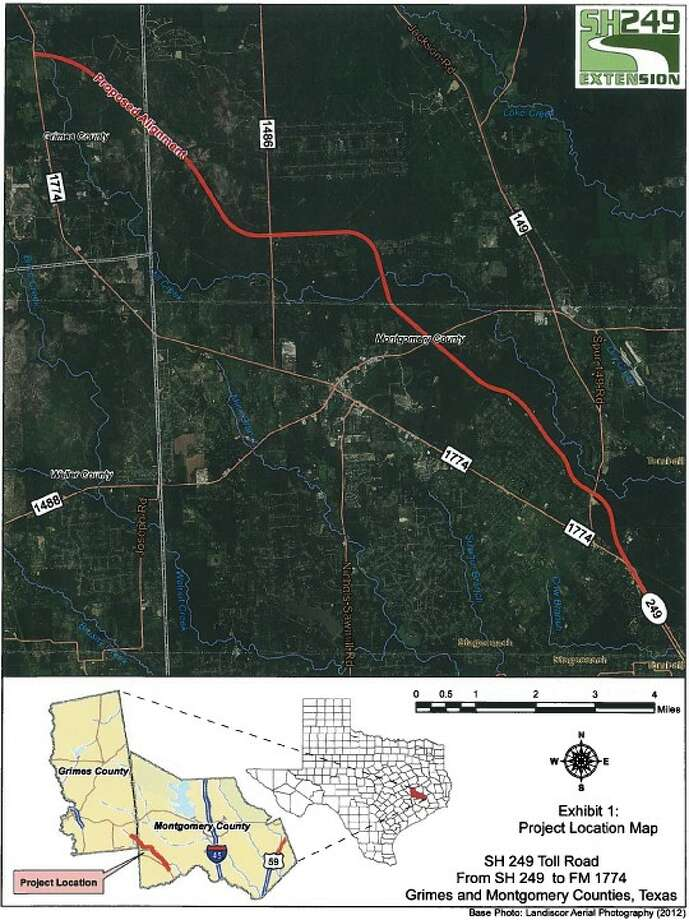 TxDOT to hold public meeting about proposed extension of 249