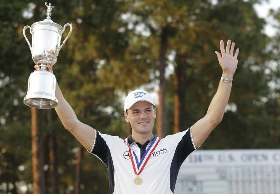 Martin Kaymer won the U.S. Open by eight shots for his second major championship.