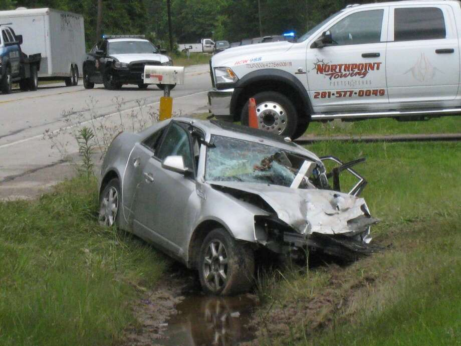 Two drivers were killed in a head-on collision Monday on FM 2090 near O'Connor in Splendora.