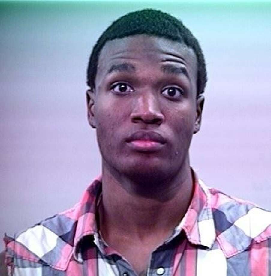 Donovan Micah Jones, 19, was recently indicted by a Brazoria County Grand Jury on charges of aggravated robbery. He is accused of robbing a man at gun point outside a Pearland CVS Pharmacy earlier this year. Photo: Brazoria County Jail