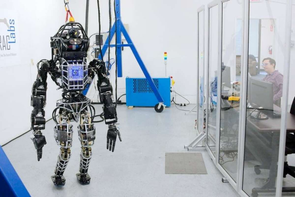 The humanoid rescue robot