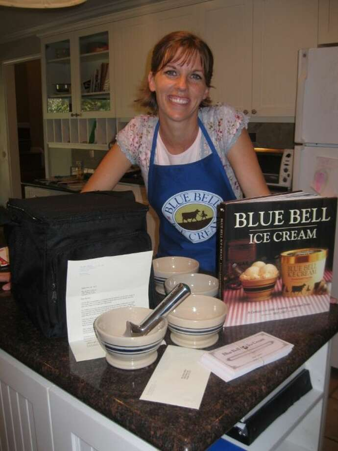 Shelley Gifford Tomball Blue Bell Finalist Photo: Submitted
