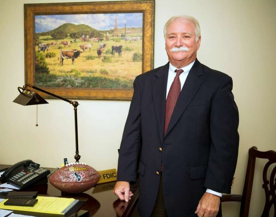 Andrew Dow, new executive vice president of Lowery Bank and Fort Bend resident of 35 years. Photo: Submitted Photo