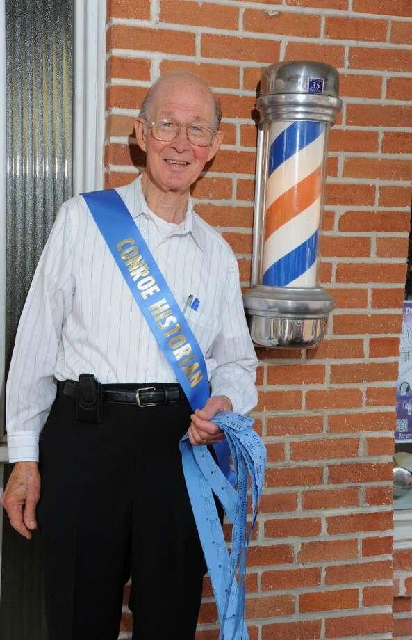 Beloved Conroe barber Bobby Joe Shepard Sr. died Sunday at age 80.