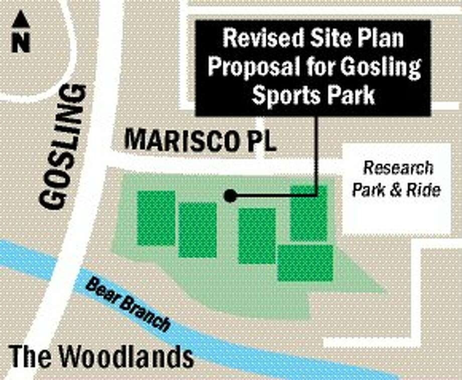 Township to move forward with $5.5M sports park