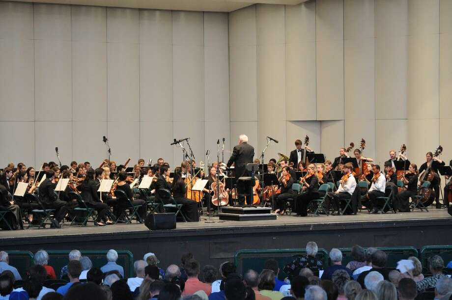 "More than 100 young musicians with the Texas Music Festival Orchestra take the stage at The Cynthia Woods Mitchell Pavilion on June 19. Lavard Skou Larsen conducts these young artists as they perform Beethoven's Symphony No. 5 and Stravinsky's ""The Firebird"" suite. Tickets are not required for this free event."