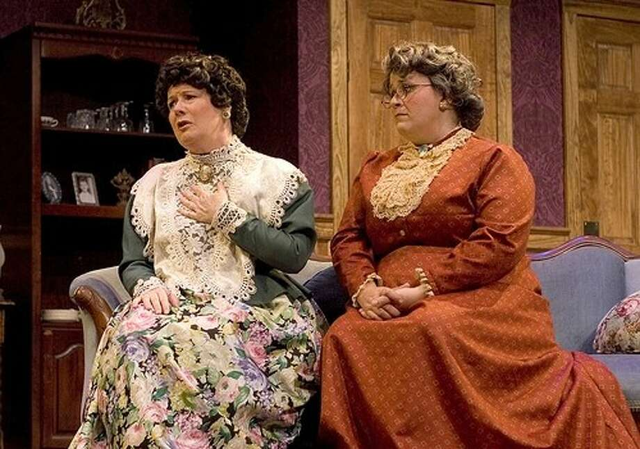 A.D. Players' production of 'Arsenic and Old Lace' runs through Oct. 6. www.adplayers.org Photo: Submitted