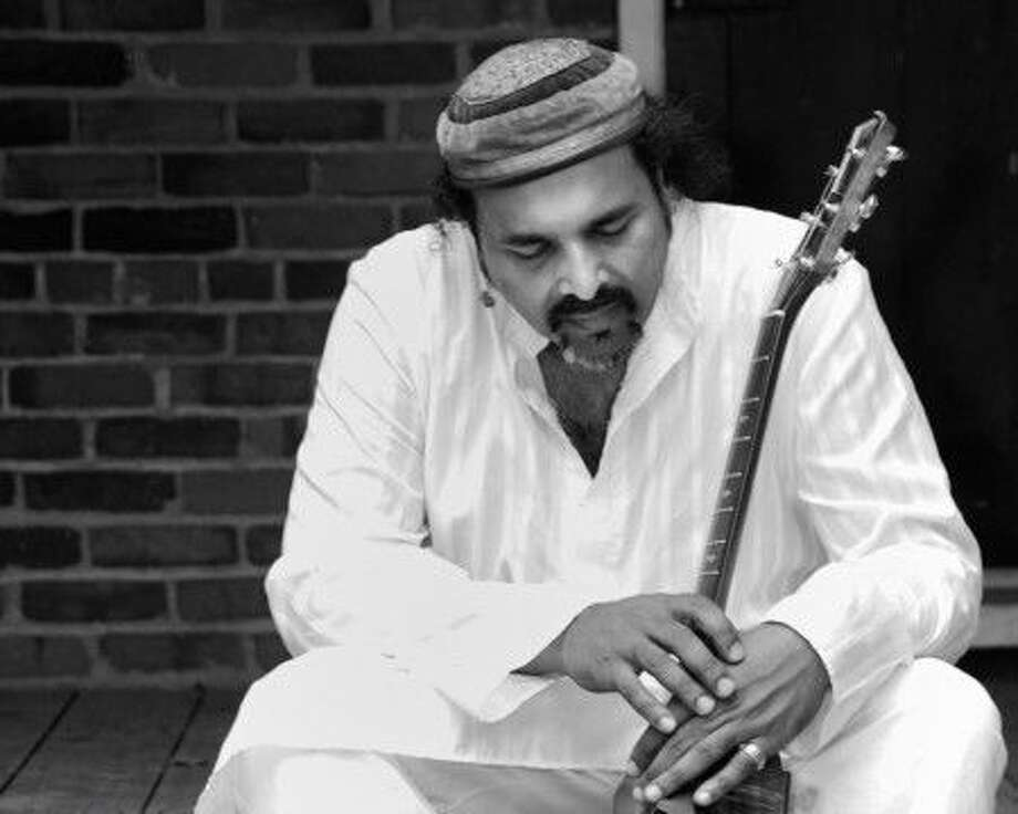 Tom Prasada-Rao will perform at Millbend Coffeehouse in The Woodlands on June 11.