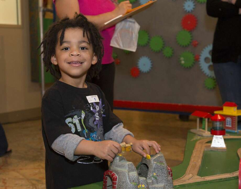 Be cool this summer by visiting The Woodlands Children's Museum's indoor playground for fun play that helps build minds and encourages creativity.