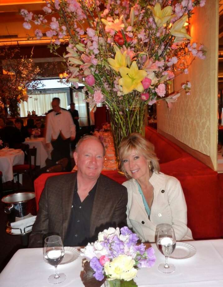 Mike and Tanji Patton celebrated their 29th anniversary at La Grenouille in New York City. It was a last-minute trip and Tanji Patton said the getaway was a romantic, delicious surprise as they returned to the establishment they first visited in 1983.