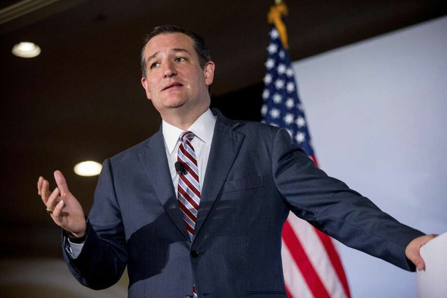 "Ted Cruz, R-Texas, said his father Rafael was once a 1950s Cuban revolutionary who longed to slip into the island's eastern mountains and join Fidel Castro's guerrilla army. In his new book, ""A Time For Truth,"" Cruz writes that, after his Cuba-born dad was briefly jailed for urban insurgent activities, he asked if he could join Castro at his mountain camp. Photo: Andrew Harnik"