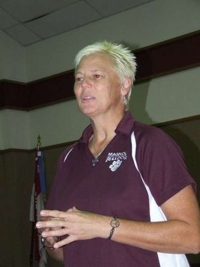 Terri Johnson stepped down as the Magnolia High School volleyball coach sometime before June 8, when an advertisement indicated the position was open just a few weeks before volleyball teams take the court for summer practice.