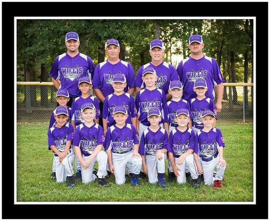The Willis Youth Athletic Association all-stars have reached the Dixie Youth State Tournament starting today in Palestine.