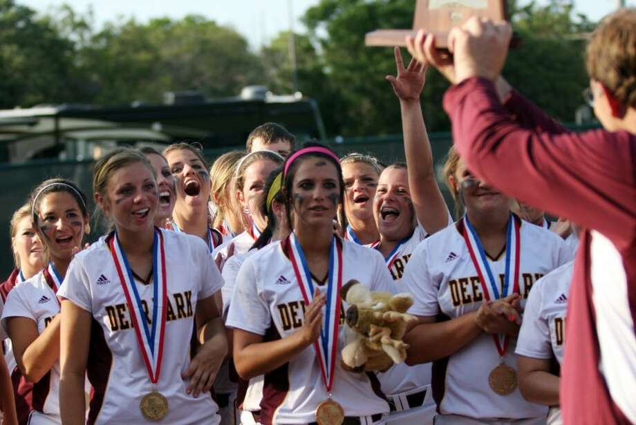 The Deer Park softball team will be honored on Tuesday, June 12, at 7:15 p.m. at Doll Forrest Field. The public is invited to attend the celebration.