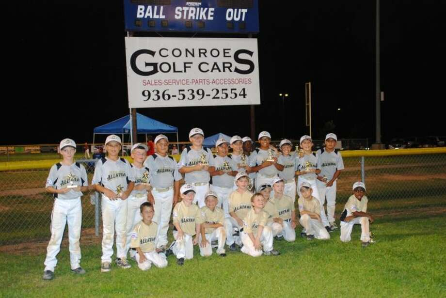 Players from the Conroe Area Youth Baseball Mustang and Shetland teams are headed to the state tournament.