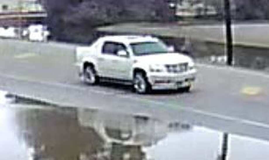 The Montgomery County Sheriff's Office released this photo of the possible vehicle used in Friday's shooting in Grangerland.