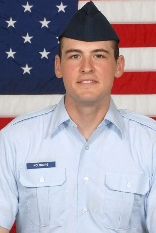 Air Force Reserve Airman Kyle A. Holmberg