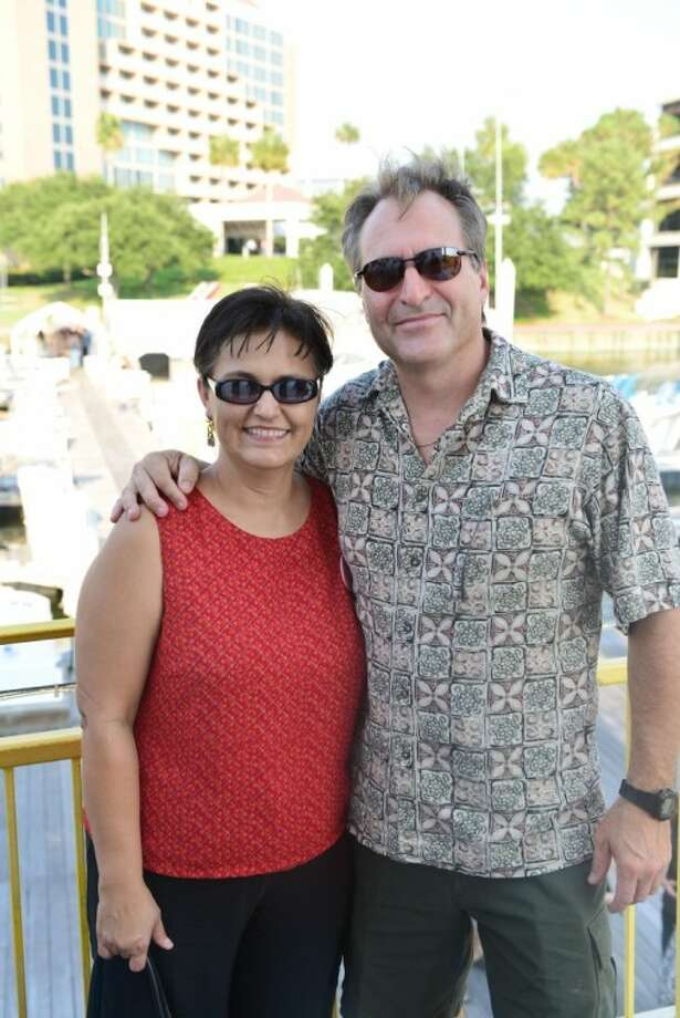 Ciri and Daniel Rybicki at the 9th Annual Yawl Ketch the Spirit…of Devereux fundraising event. Photo: SUBMITTED PHOTO