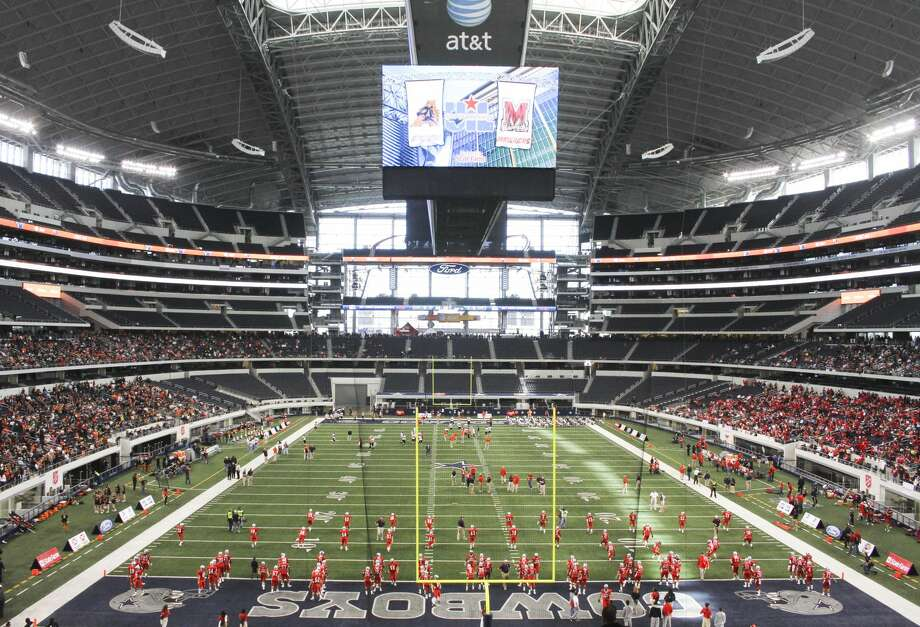 AT&T Stadium in Arlington will play host to all UIL state football championships for the next two years. Photo: Jason Fochtman