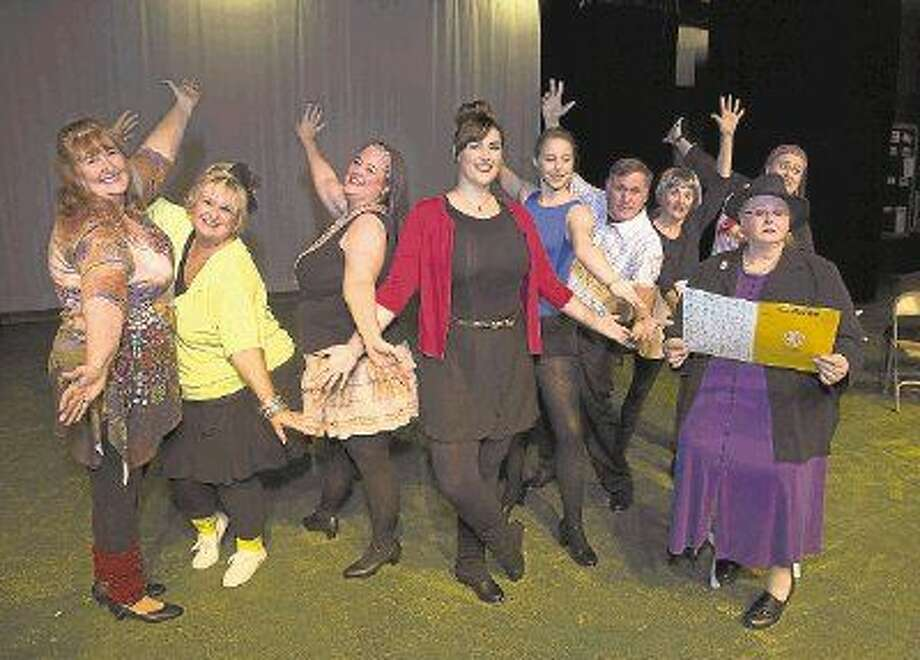 "The Players Theatre Company stages ""Stepping Out"" starting Friday at the Owen Theatre and continuing through July 26. It's a comedy about seven women and one man who are attending a beginners tap dancing class."