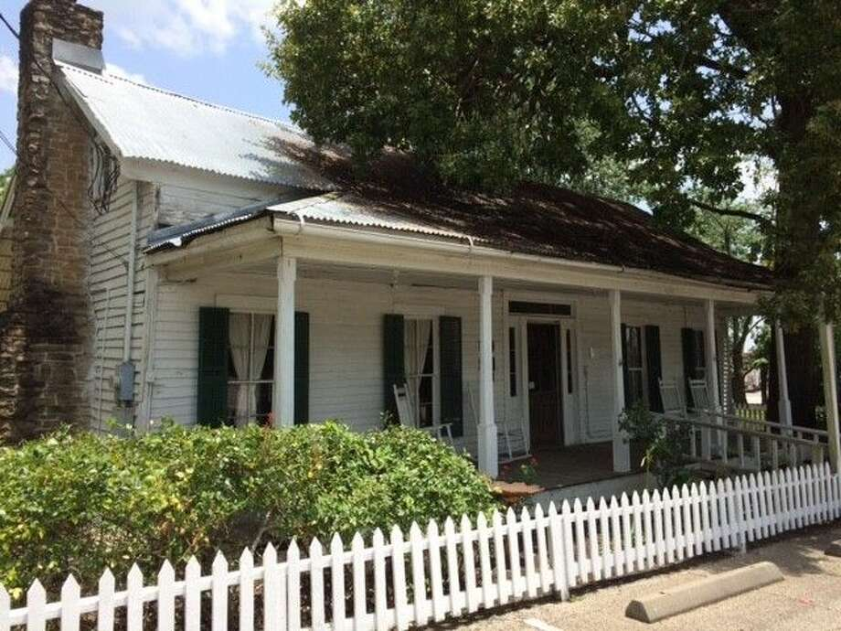The Nathaniel Hart Davis Cottage which now serves as a museum in downtown Montgomery on FM 149, just north of the Texas 105 intersection in Montgomery. Davis family members lived in the house from 1851 until 1984 when it was given to the Montgomery Historical Society by Davis relatives.