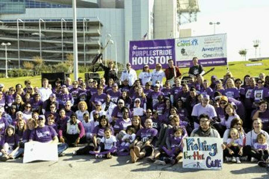 The 3rd annual PurpleStride, a chip timed 5K run and walk hosted by the Houston Affiliate of the Pancreatic Cancer Action Network, will take place Saturday, Nov. 23, at Reliant Park. Photo: Troy Fields / ©Troy Fields