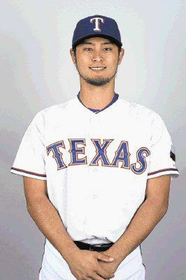 Darvish Photo: Ron Vesely