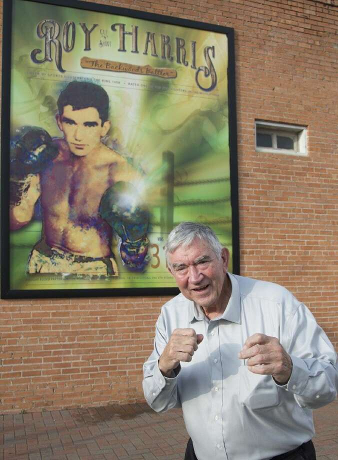 Accomplished heavyweight boxer and civic leader Roy Harris was the second Conroe Legend honored with a mural. His mural was unveiled in October prior to the Conroe Cajun Catfish Festival. A third mural will be unveiled prior to the Montie Awards on Aug. 15.
