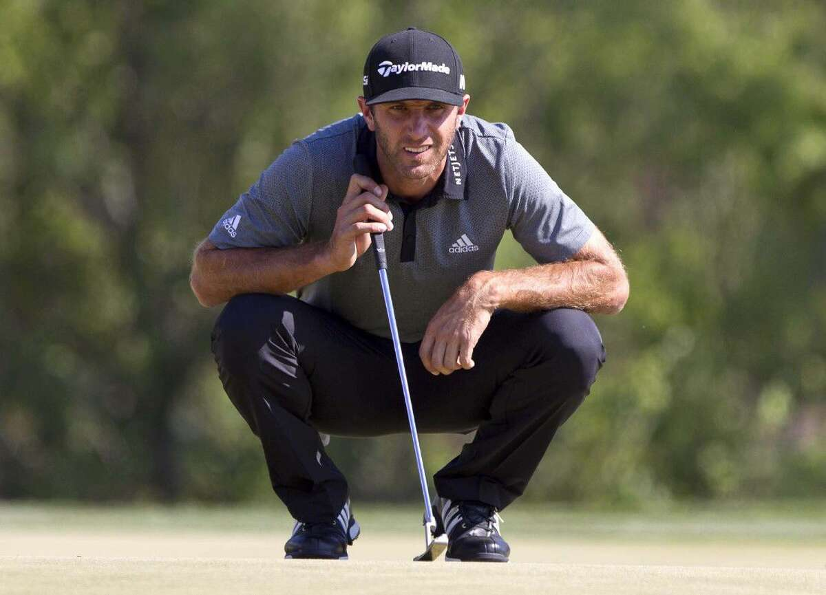 A year after a disappointing finish to the US Open, Dustin Johnson is ready to redeem himself.
