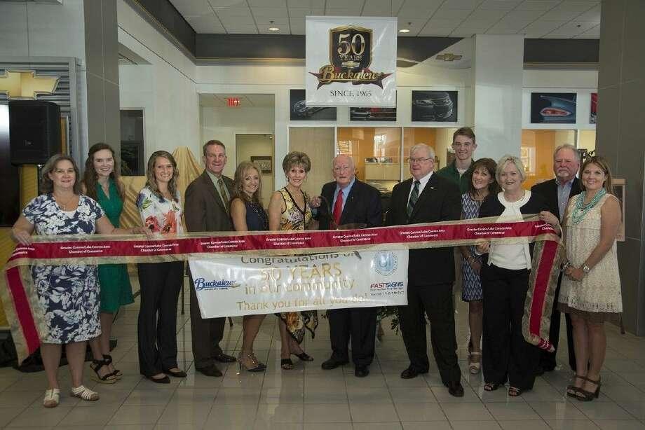 Buckalew Chevrolet Celebrates 50 Years In Conroe Auto Sales