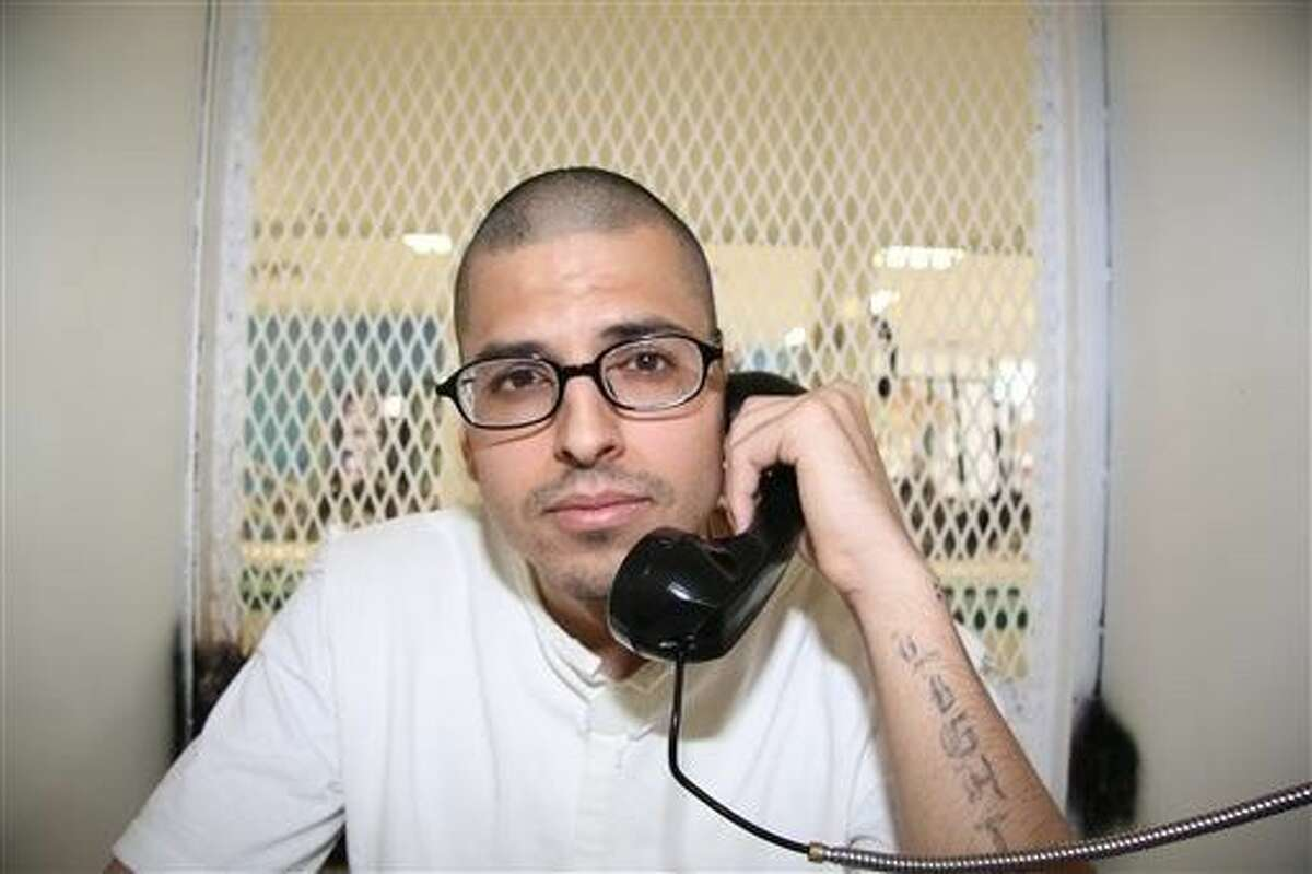Daniel Lee Lopez, who has been trying to speed up his execution since being sent to death row five years ago for a police lieutenant's killing, is scheduled to die Aug. 12, the first of two executions scheduled this week in Texas.